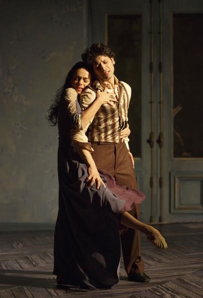Alessandra Ferri and Herman Cornejo