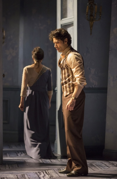 Photo Flash: First Look at Herman Cornejo, Alessandra Ferri and More in Signature Theatre's CHERI