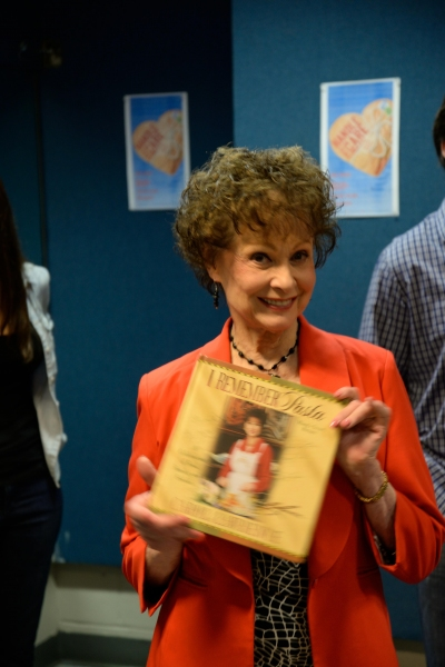 Photo Flash In Rehearsal With Handle With Care Off Broadway