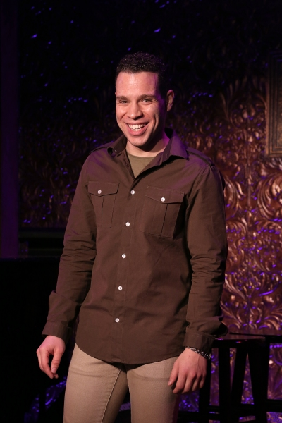 Photo Coverage: Robin De Jesus' CRUSH TO CRUSHED at 54 Below