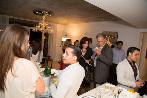 Photo Flash: Miami's Midblock at Midtown Hosts Launch Party