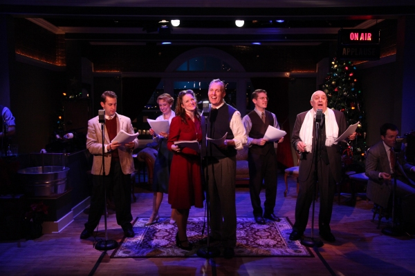Photo Flash: First Look at American Blues Theater's 2013 IT'S A WONDERFUL LIFE: LIVE IN CHICAGO!