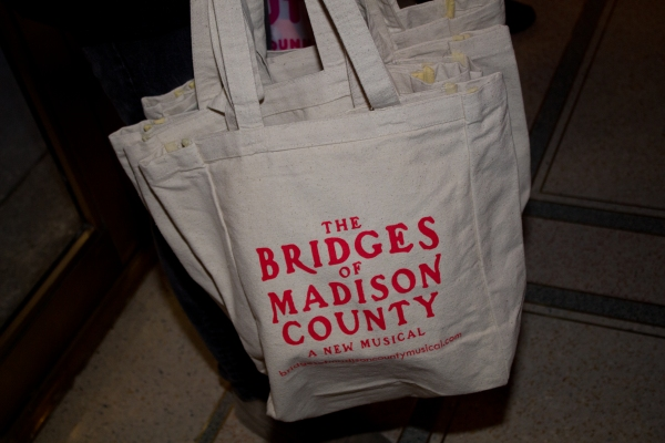 Photo Coverage: Inside THE BRIDGES OF MADISON COUNTY's Box Office Opening Festivities!