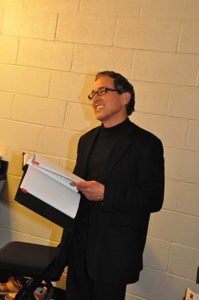 Photos: Inside Project Shaw's CANDIDA READING