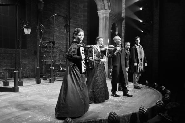 Franca Vercelloni, Jessie Shelton, Peter Bradbury, Mark Price and Mark Light-Orr Photo
