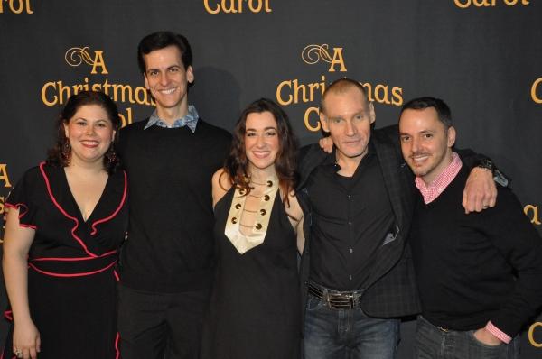 Franca Vercelloni, Mark Light-Orr, Jessie Shelton, Peter Bradbury and Mark Price
