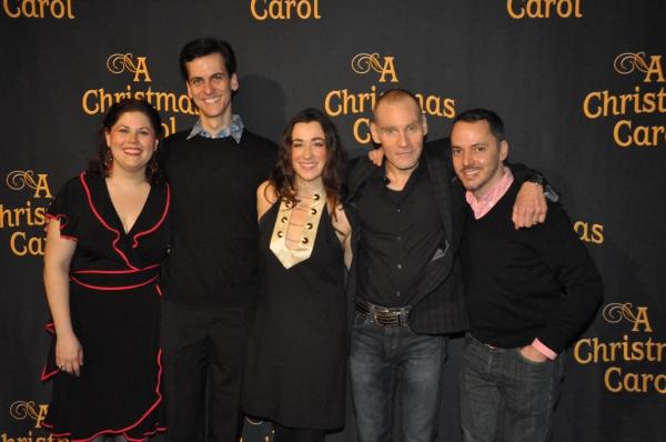 Franca Vercelloni, Mark Light-Orr, Jessie Shelton, Peter Bradbury and Mark Price Photo