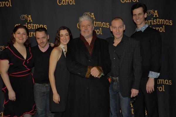 Franca Vercelloni, Mark Price, Jessie Shelton, Patrick Barlow, Peter Bradbury and Mark Light-Orr