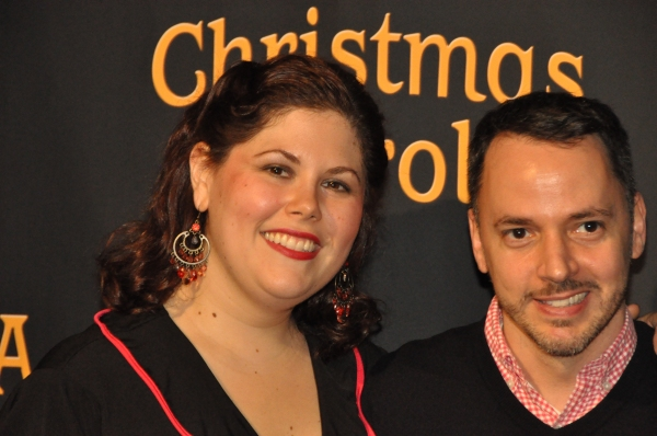 Photo Coverage: A CHRISTMAS CAROL Opens at Theatre at St. Clement's