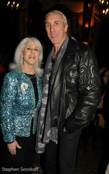 Dee Snider & Jamie deRoy Photo