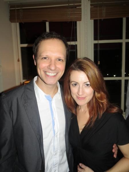 Jim Stanek and Kate Wetherhead