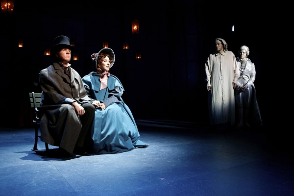 Photo Flash: First Look at Syracuse Stage's A CHRISTMAS CAROL, Now Playing Through 12/29
