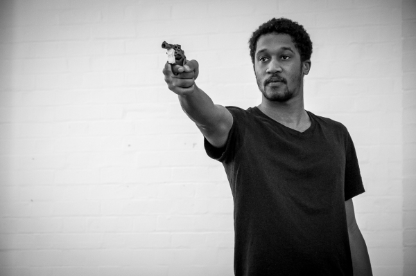 Photo Flash: In Rehearsal with Ruth Wilson and More in THE EL. TRAIN