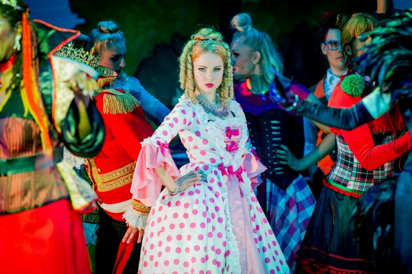 Amy Lennox as Princess Pertunia