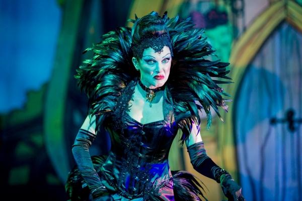 Josefina Gabrielle as Evil Witch Evilena Photo