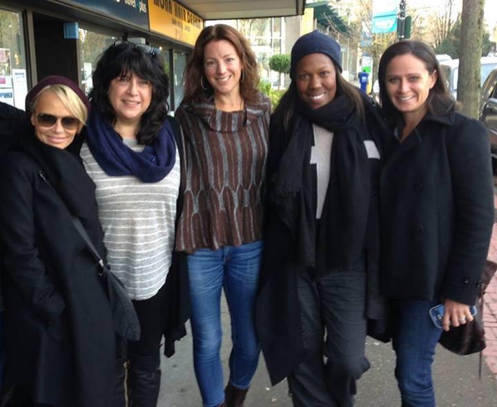 Kristin Chenoweth Meets Sarah McLachlan & EL James