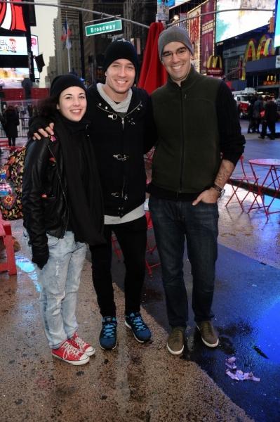 Emily Greenwell, Derek Mitchell (choreographer), Zohar Adner