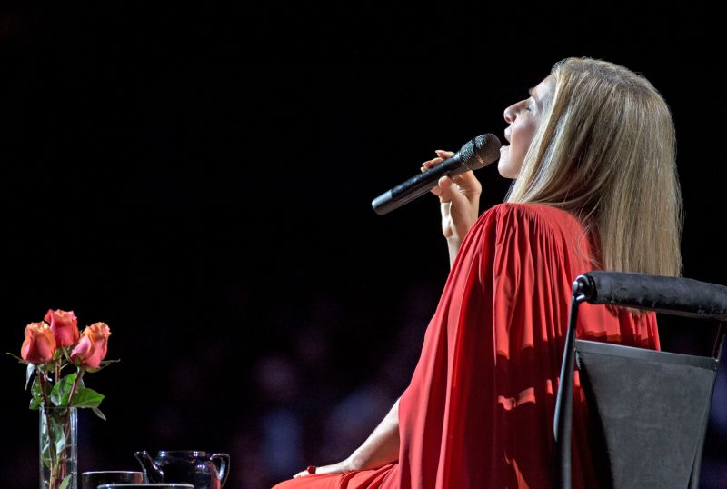 Must Watch DVR Alert! BARBRA STREISAND: BACK TO BROOKLYN Airs on PBS's Great Performances Tonight