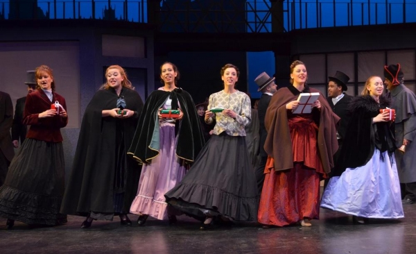 Photo Flash: First Look - Centenary Stage's A CHRISTMAS CAROL, Opening 11/29