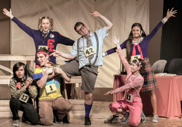 Photo Flash: ProArts' THE 25TH ANNUAL PUTNAM COUNTY SPELLING BEE Opens Tonight