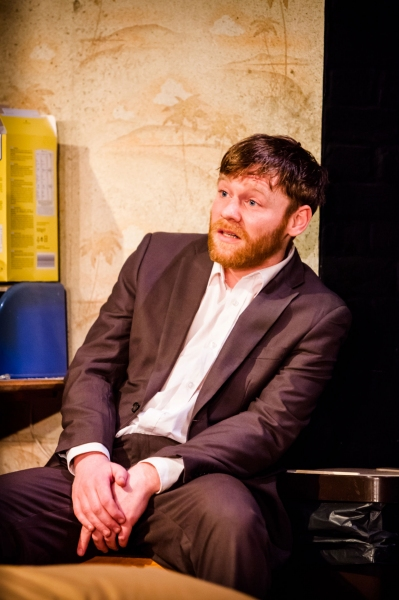 Photo Flash: Donmar Warehouse's THE NIGHT ALIVE Begins Previews at Atlantic Theater Today