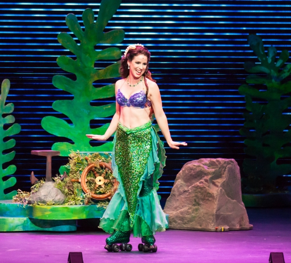 Photo Flash: First Look at Ross Petty Productions' THE LITTLE MERMAID, Opening Tonight