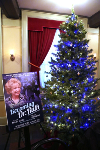 Dr. Ruth K. Westheimer hosts a special ''Becoming Dr. Ruth'' book signing