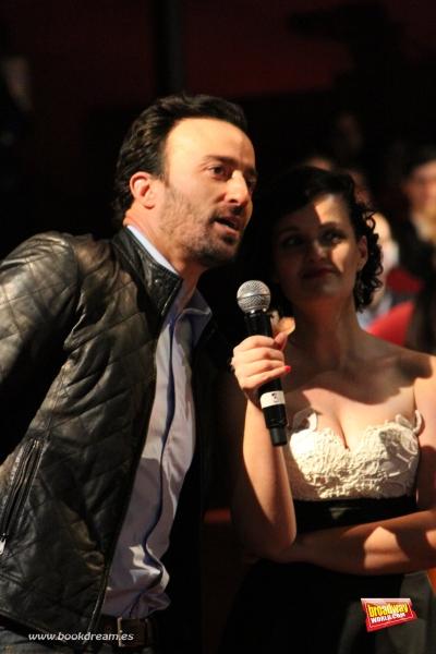 Fanny Alcázar y Pablo Puyol