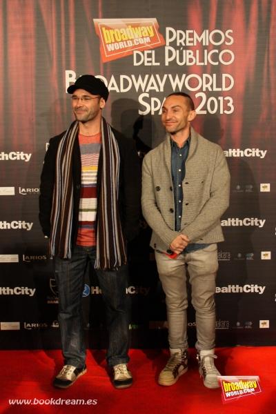 Alberto Sanchez y David Mur