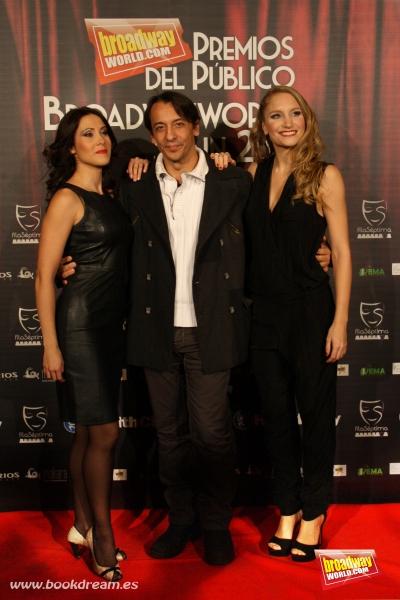 Empar Esteve, German Torres y Diana Girbau Photo