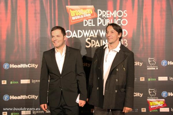 Javier Enguix y German Torres Photo