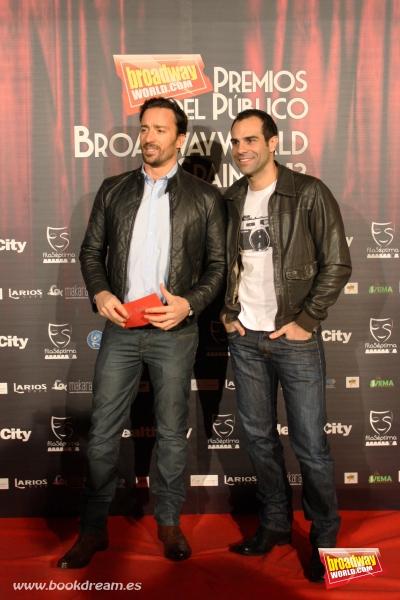 Pablo Puyol y David Ordinas