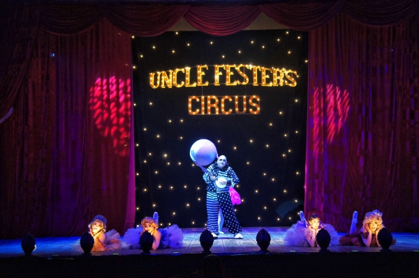 Jamie Wilson as Uncle Fester