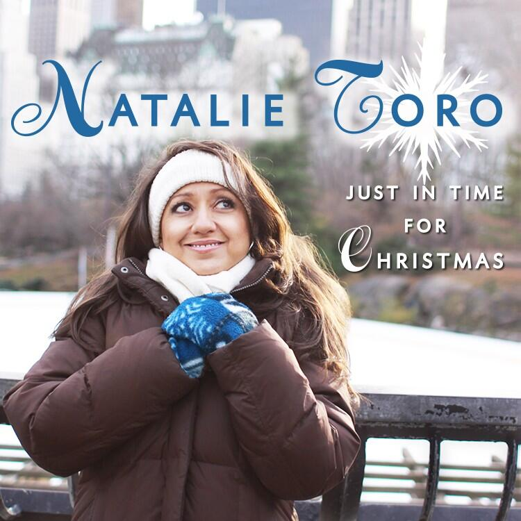 InDepth InterView: Natalie Toro Talks JUST IN TIME FOR CHRISTMAS, Birdland Show & More