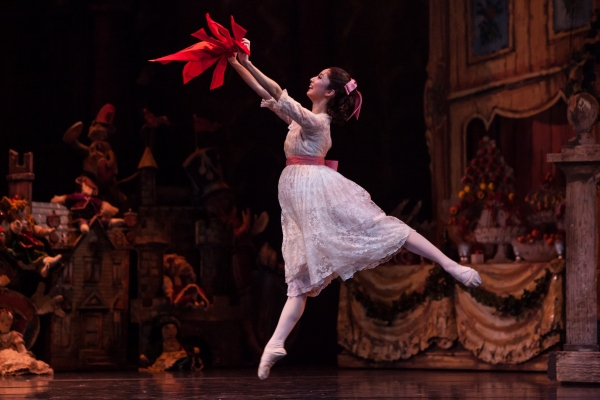 Photo Flash: Houston Ballet's THE NUTCRACKER Rings in Holiday Season