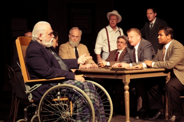 Photo Flash First Look At Tacoma Little Theatre 39 S It 39 S A Wonderful Life Now Playing