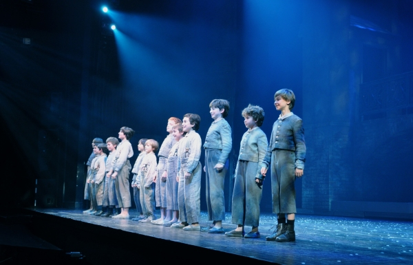 Photo Coverage: OLIVER! Takes Opening Night Bows at Paper Mill Playhouse!