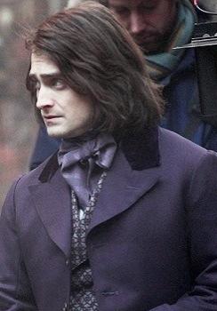 Photo Flash: First Look - Daniel Radcliffe as FRANKENSTEIN's 'Igor'