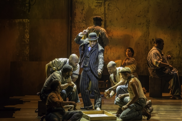 Photo Flash: First Look at PORGY AND BESS National Tour; St. Louis Added to Itinerary!