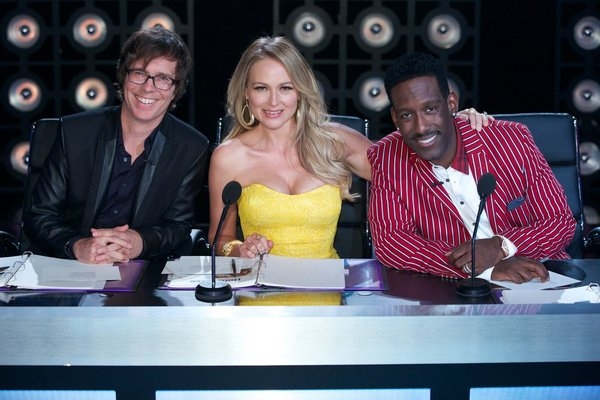 Ben Folds, Jewel and Shawn Stockman
