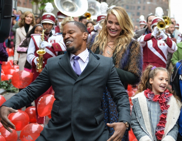 Cameron Diaz and Jamie Foxx