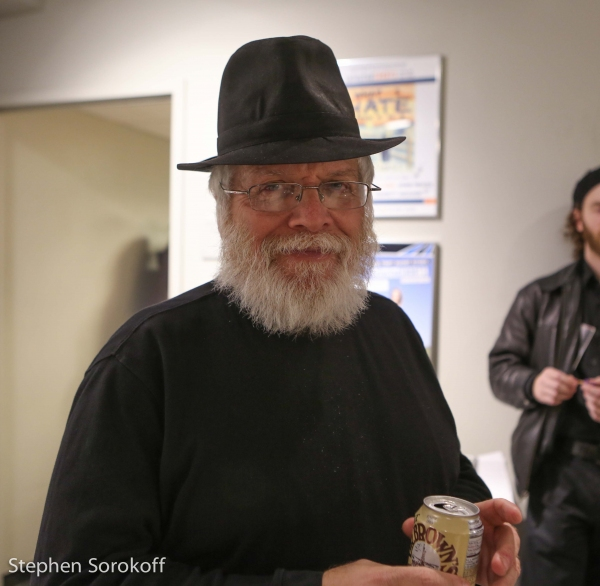 Photo Coverage: Folksbeine National Yiddish Theatre Honors Theodore Bikel