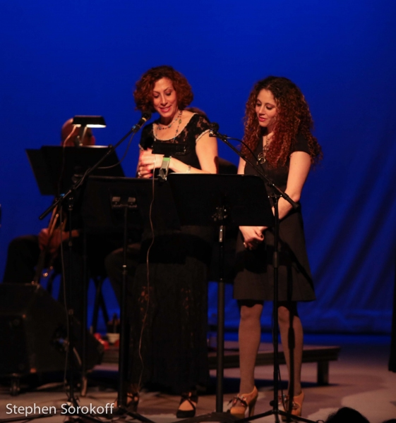 Joanne Borts & Rachel Yucht