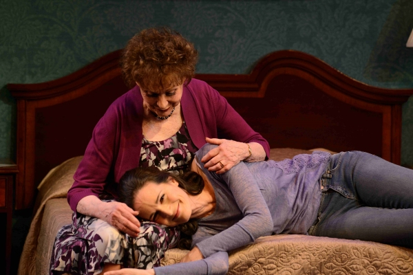 Photo Flash: First Look at Carol Lawrence and More in HANDLE WITH CARE