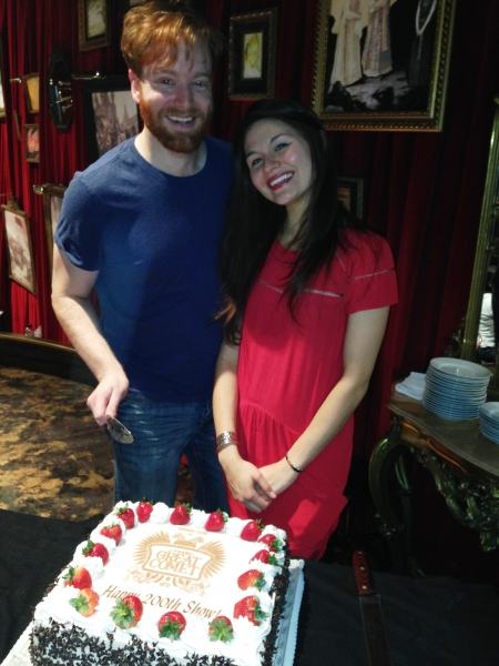 Photo Flash: NATASHA, PIERRE AND THE GREAT COMET OF 1812 Celebrates 200th Performance