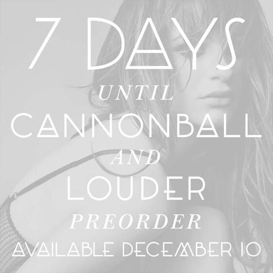 Twitter Watch: Photos - Lea Michele Kicks Off CANNONBALL Album Promo