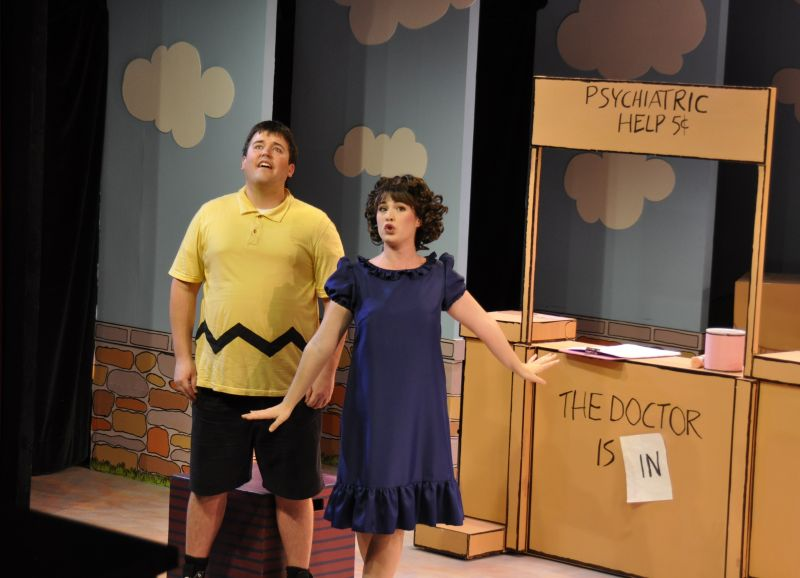BWW Reviews: Wimberley Players Presents Charming, Professional YOU'RE A GOOD MAN CHARLIE BROWN
