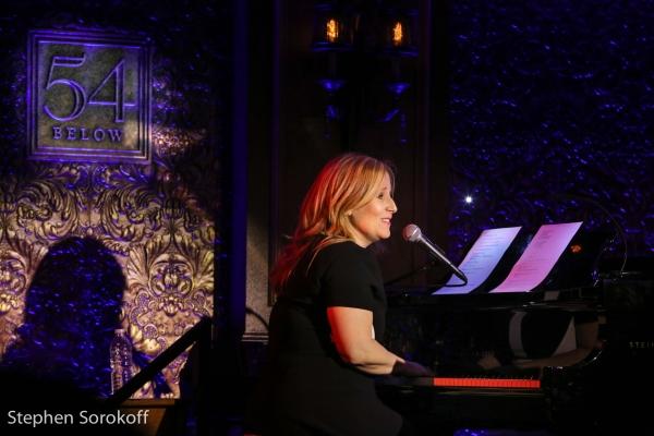 Photo Coverage: Marcy Heisler & Zina Goldrich Play 54 Below