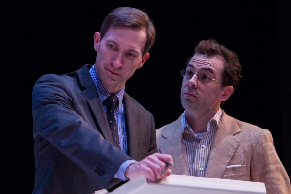 Ben Dibble and Rob McClure