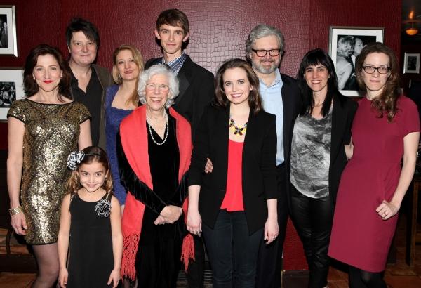 Edie Falco, Christopher Evan Welch, Heidi Schreck, Frances Sternhagen, Seth Clayton,  Photo